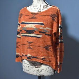Denim & Supply Light Southwest Sweater